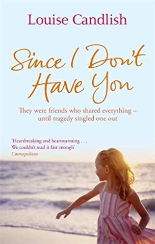 book cover of Since I Don\'t Have You