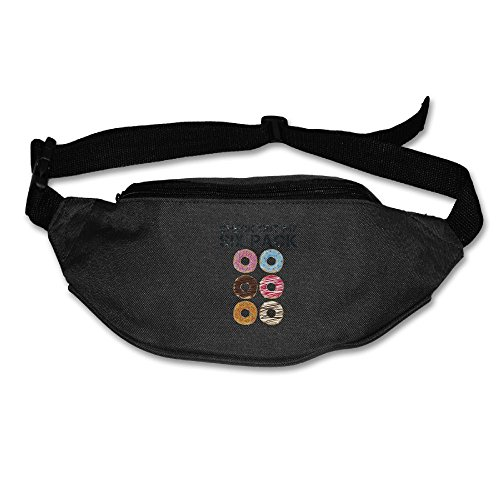 Ada Kitto Check Out My Six Pack Mens&Womens Sport Style Travel Waist Bag For Running And Cycling Black One Size by Ada Kitto