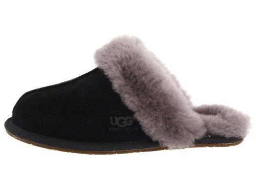 Ugg Australia Scuffette Ii Pantoufles 5661 Noir / Gris