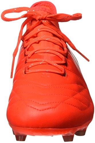 Adidas X16.2 Fg Leer Mens Voetbalschoenen Voetbal Klampen Rojo (rojsol / Plamet / Roalre)