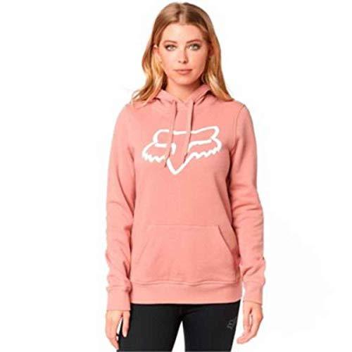 Hoodie Pullover Blush Lady Centered S Fox wFO8Eq8