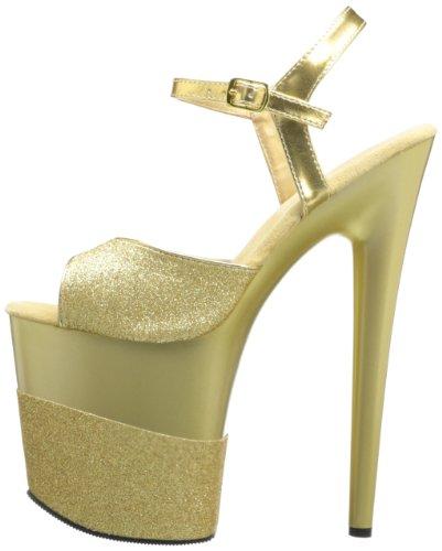 Sandaalit Pleaser 2g Flamingo Naisten Platform 809 qXvTwq
