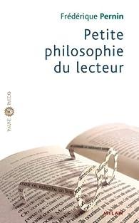 Petite philosophie du lecteur par Frédérique Pernin