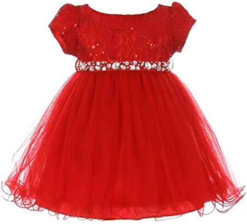 sparkle-sequin-rhinestone-lace-tulle-infant-baby-flower-girls-dresses-3m4b0ksl-red-m