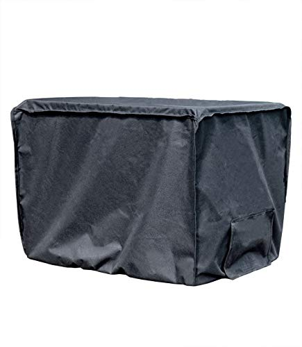 Sturdy Covers Power Generator Defender - Durable, Weatherproof Generator Cover (Black, Large)