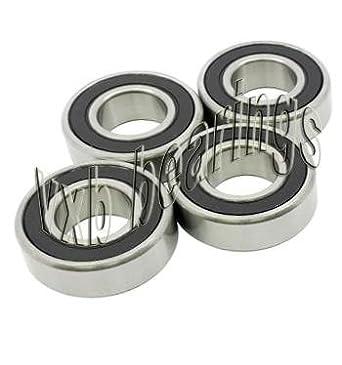 Ritchey WCS Protocol V4 Rear HUB Bearing set Bicycle Ball Bearings