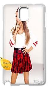 Samsung Galaxy Note 3N9000personalizada Caso, Samsung Galaxy Note 3N9000, Ariana Grande caso, Diecisiete funda para Samsung Galaxy Note 3N9000.