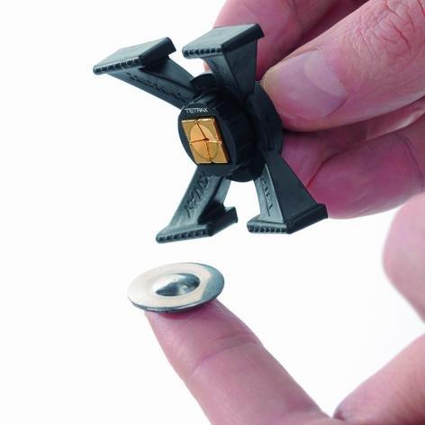 Tetrax XWAY Air Vent iPhone / iPod / Mobile / Smart Phone & GPS Universal Car Magnetic Holder Mount - Black