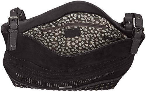 sac Jasmine 098 Comb main Black Tamaris à Noir 5Fn5Z