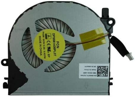 New Laptop CPU Cooling Fan for Dell Vostro 5459 P//N M4V7Y 0M4V7Y