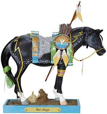 Enesco Painted Ponies Figurine Multicolor