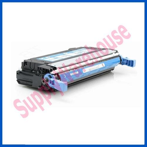 Unknown Remanufactured Toner Cartridge Replacement for HP Q5951A ( Cyan )