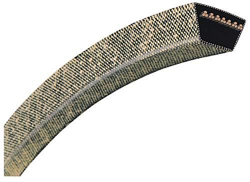 Chloroprene Rubber 1//2 Width 5//16 Height 52/'/' Length 4L Section 5//16 Height 52 Length Aramid Fiber Cord MBL 4LK520 V-Belt Super KB Agricultural 1//2 Width
