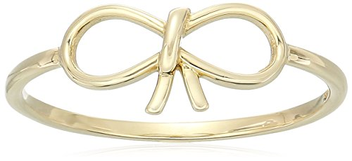 yellow ribbon ring - 1
