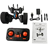 NiGHT LiONS TECH Drone 108 Headless mode 2.4G four axis mini rc quadcopter and Deformation remote control car 2 styles use gift