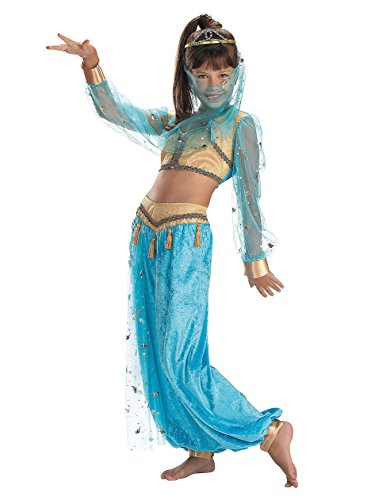 Mystical Genie Costume - Medium (7-8) -