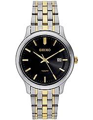 Seiko Bracelet Mens Quartz Watch SUR183