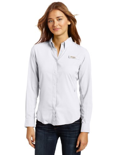 Columbia Womens Tamiami Long Sleeve Shirt