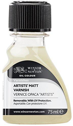 Winsor & Newton Artists' Matt Varnish, ()