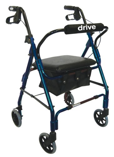 Drive Medical Mimi Rollator Padded