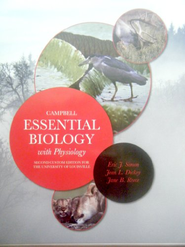 Campbell Essential Biology with Physiology (Second