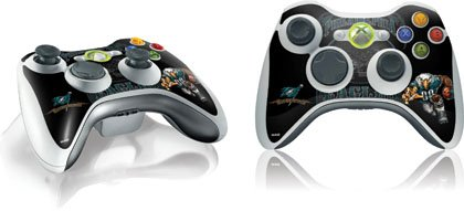 Skinit Philadelphia Eagles Running Back Vinyl Skin for 1 Microsoft Xbox 360 Wireless Controller