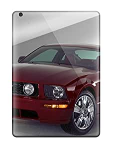 New D Mustang Gt 2005 Tpu Skin Cases Compatible With Ipad Air