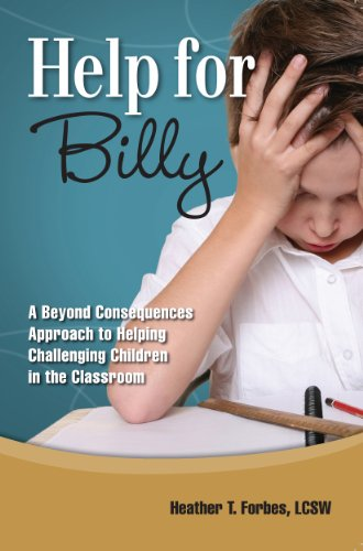 Help Billy Consequences Approaching Challenging ebook product image