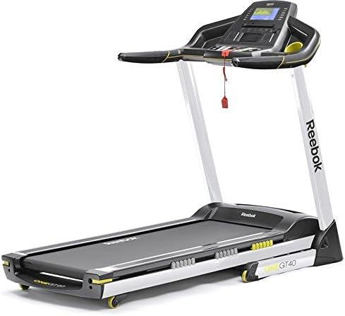 Reebok - Fitness caminadora eléctrica Plegable gt40 Sabe 10121wh ...