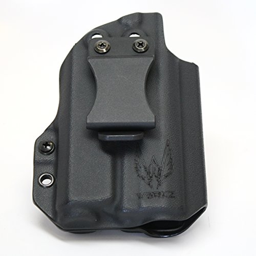 Werkz M2 Holster for Sig Sauer P320 Compact or Carry with Inforce APLc APL Compact