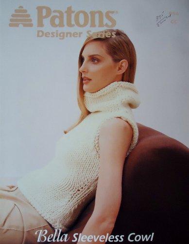 Patons Designer Series Bella Sleeveless Cowl
