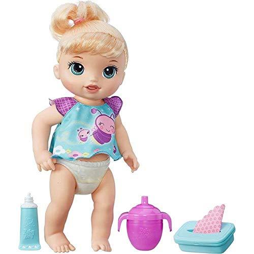 Baby Alive Fraldinha Magica Loira B6051 - Hasbro
