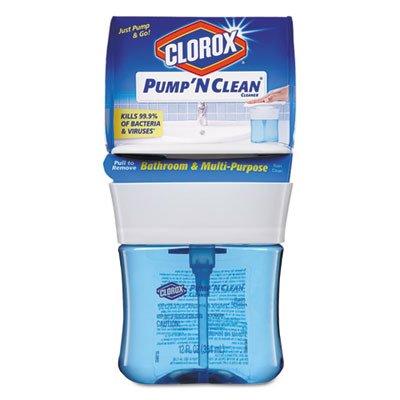 CLO31201 - Pump N Clean Bathroom amp; Multi-Purpose Cleaner by CLO31201