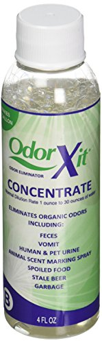Odor Xit Odor Eliminator - 4 Oz Concentrate