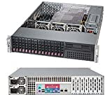 Supermicro SuperServer 2028R-C1R Barebone System - 2U Rack-mountable - Intel C612 Express Chipset - Socket R LGA-2011 - 2 x SYS-2028R-C1R