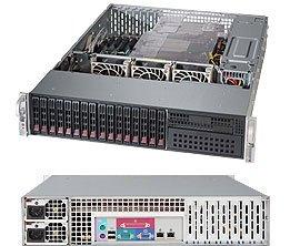 Supermicro SuperServer 2028R-C1R Barebone System - 2U Rack-mountable - Intel C612 Express Chipset - Socket R LGA-2011 - 2 x SYS-2028R-C1R