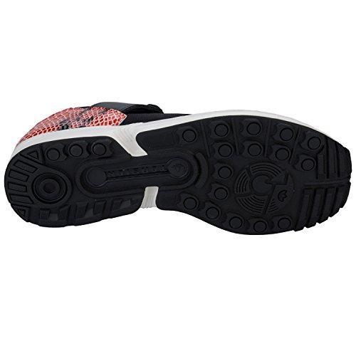ZX Black Black adidas AU Originals Mens In Plus Mens Trainers Flux 5 8 SFtqzFx8