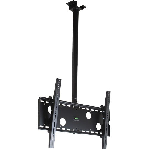 VideoSecu Plasma TV Ceiling Mount LCD LED Drop Bracket for most Samsung TV 37-65 inch, some LED up to 75
