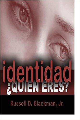 Book Identidad: Quien Eres?