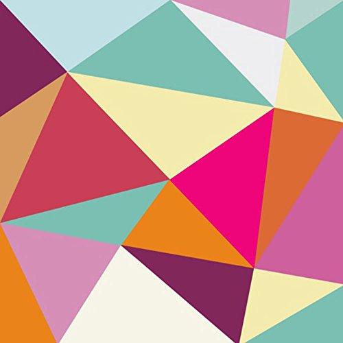 Geometric Needlepoint (Geometric Summer Needlepoint Kit, 16