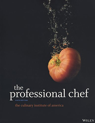 The Professional Chef PDF