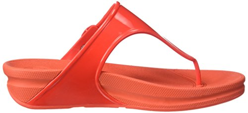 Fitflop Sandalias Superjelly Llama Flame
