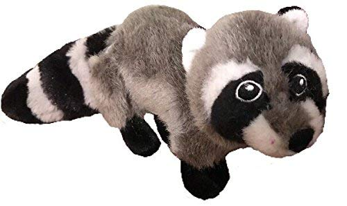 Pet Brands American Kennel Club AKC Raccoon Plush Squeaker Toy