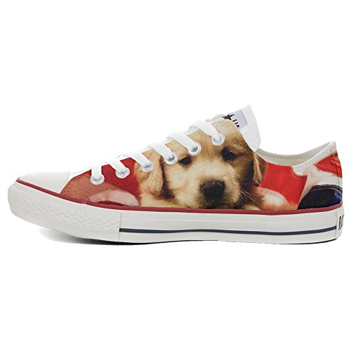 Converse All Star Customized - zapatos personalizados (Producto Artesano) Slim Puppy