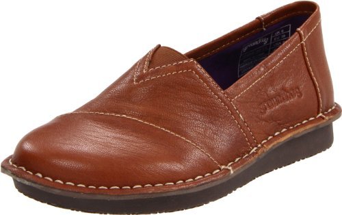 Tabac Femme Mocassins Center Comfort Cut Groundhog wqx0IvXz7