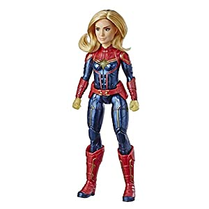 Marvel Captain Marvel Movie Photon Power Fx Captain Marvel Electronic Super Hero Doll (Ages 6 & Up)