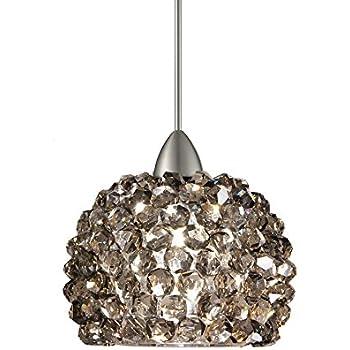 WAC Lighting MP-LED939-BI//BN Pendants Indoor Lighting
