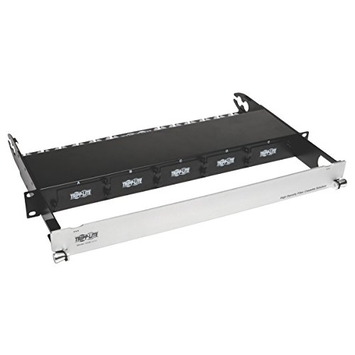 Tripp Lite High Density Rackmount Fiber Enclosure Panel - T - (High Rackmount)