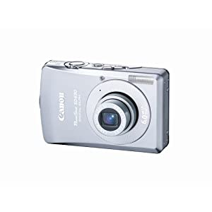 Canon PowerShot SD630 6MP Digital Elph Camera with 3x Optical Zoom (OLD MODEL)
