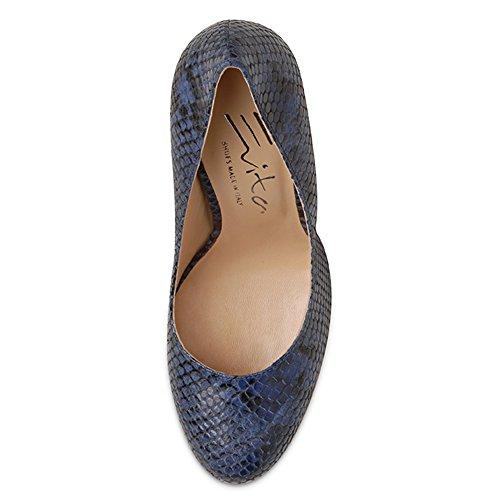 Mujer Vestir Azul Zapatos de Evita azul oscuro ShoesCRISTINA qwFItIXxO
